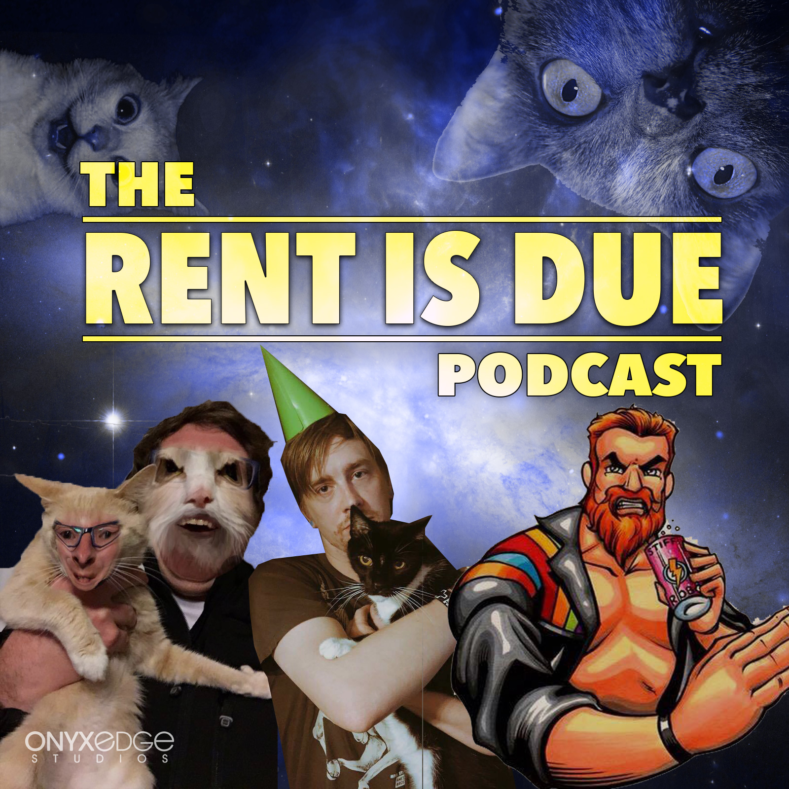 The Rent is Due Podcast on itunes